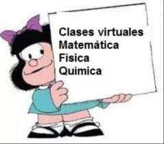 Clases Online Matemática, Física Y Química Secundario Y Univ