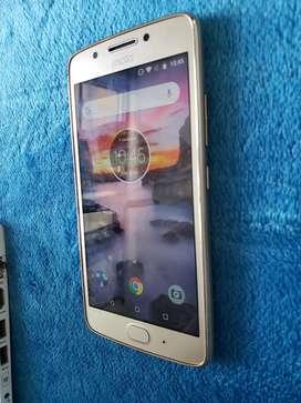 Se vende celular Moto G 5
