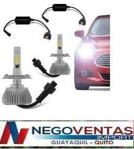 LUCES LED H4, H7, H11 PARA CARROS PRECIO OFERTA POR EL PAR EN 20.00