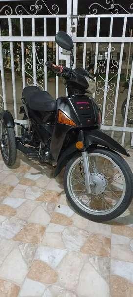Barata Honda Wave c100 modificada discapcitados