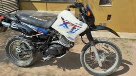 YAMAHA XT 600 E 1992 PAPELES AL DÍA