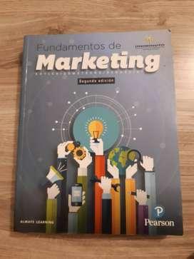 Libro Libro Fundamentos De Marketing Kotler, Armstrong, Benassini