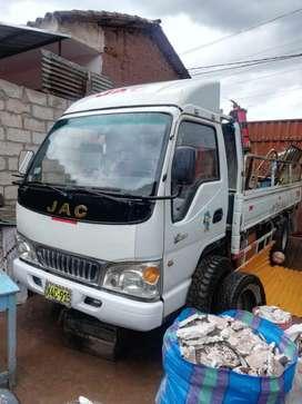 Vendo Camión Jac 4ton.