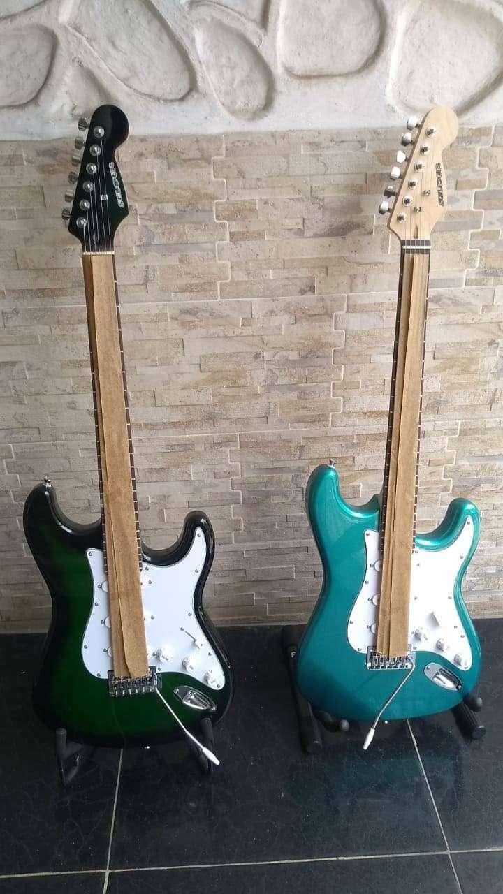 Guitarra eléctrica Selder Stratocaster nueva 0