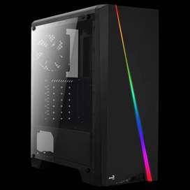 Gabinete Aercool Cylon RGB *ESCUCHO OFERTAS*
