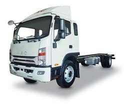 Camión JAC 10.8 toneladas chasis EURO 4  - HFC1120 CH 4X2 E4