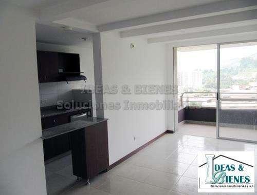 Apartamento En Venta Itagüi Sector El Porvenir: Código 891693 0