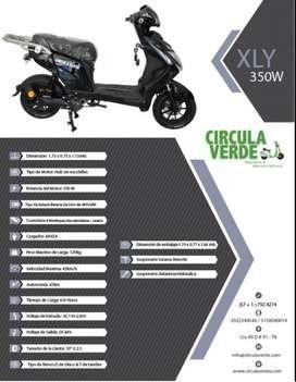 Bicicleta eléctrica XLY