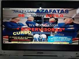 ¡¡¡ CURSO AZAFATAS DE SUPERIOR ESTILO SUPERVISORAS!!!