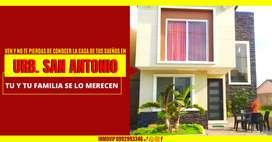 Casas de venta en Urb. San Antonio Ubicada en la Vía Samborondon