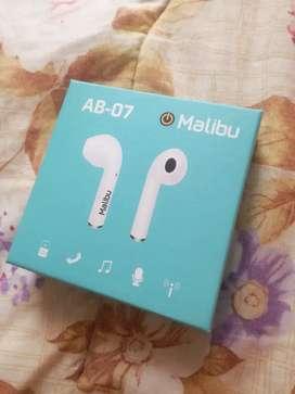Vendo auriculares inalámbricos malibu ( lleer descripción)
