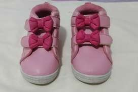 Zapatos de niña talla 22