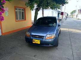 VENDO HERMOSO CHEVROLET AVEO FIVE