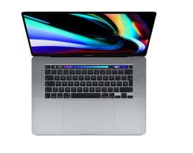 """Macbook Pro Touch Bar 2019 Core I7/ 16gb/ 256ssd/ 15"""""""