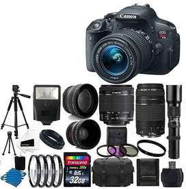 Canon EOS Rebel T5i 18.0 MP Kit