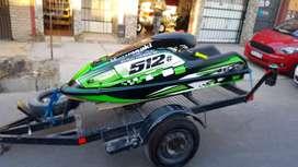 Jet ski kawasaki 750
