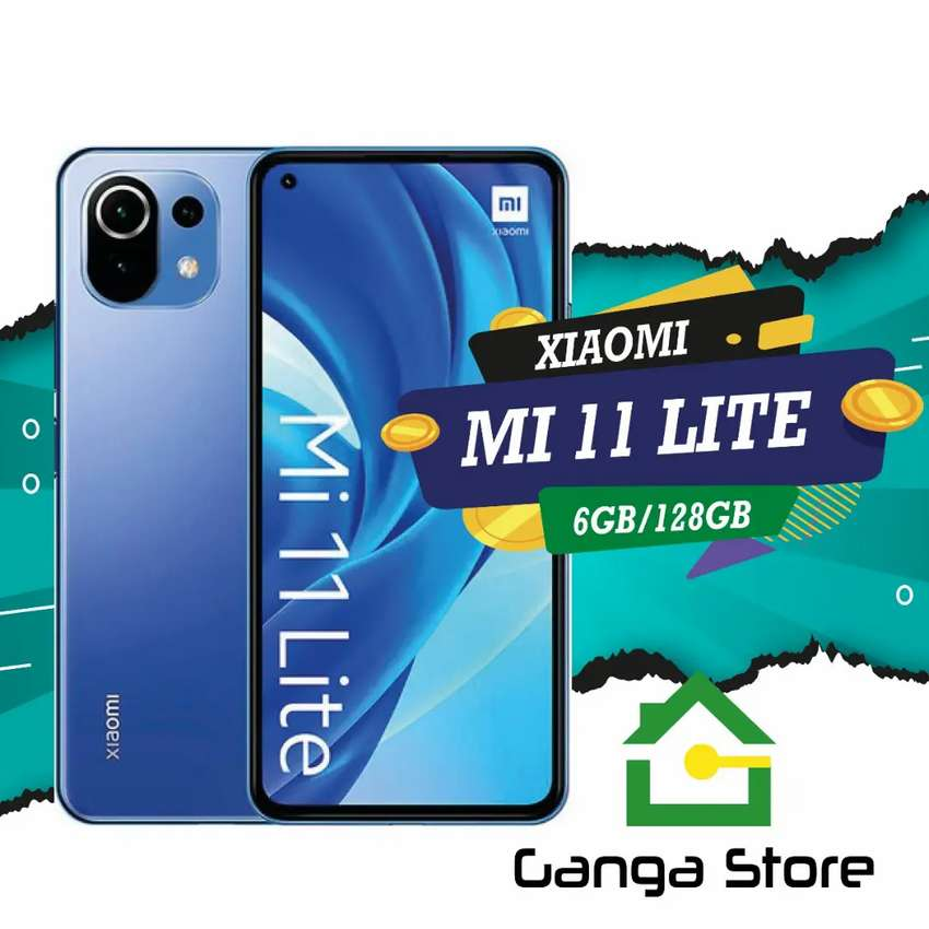 XIAOMI  Mi 11 Lite nuevo tienda garantia