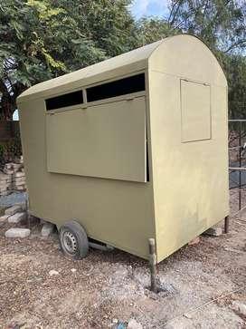 Venta de trailer tipo de remolque