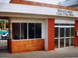 Se vende apartamento en conjunto cerrado Miraflores piedecuesta