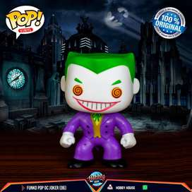 Funko Pop The Joker (06) - DC Super Heroes