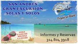 SOLOS Y SOLAS SAN ANDRES 2020