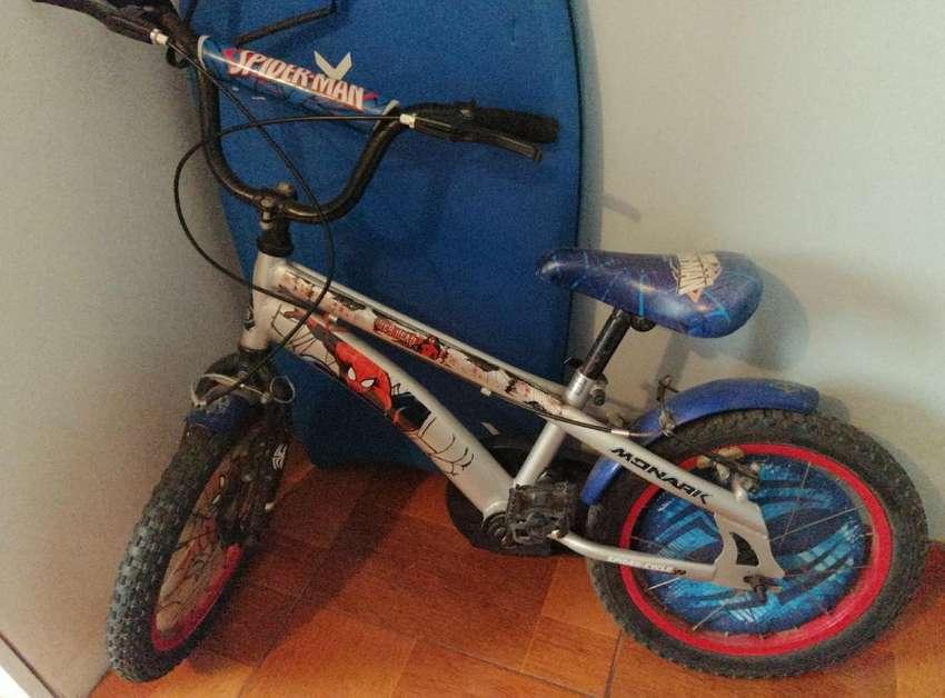 Ocasión Vendo Bicicleta de Niño 0