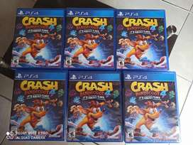 Crash 4 ps4