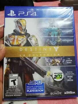 Destiny nuevo y sellado