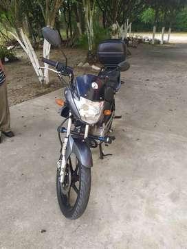 Moto Yamaha YBR 125cc