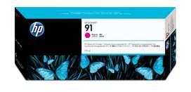 Cartucho de tinta magenta HP 91 - C9468A  WIDEIMAGEPRINTERS