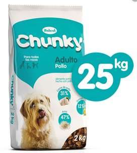 Cuido Chunky 25 KG