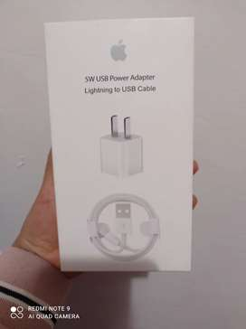 Cargador Apple original