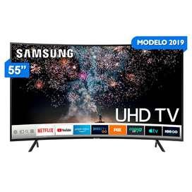 "Televisor LED Smart TV 4K Ultra HD 55"" 55RU7300"