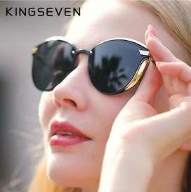 Gafas de sol mujer polarizadas  UV400 Marca KingSeven Originales