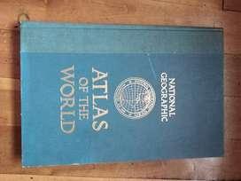 ATLAS  DEL MUNDO NATIONAL GEOGRAPHIIC