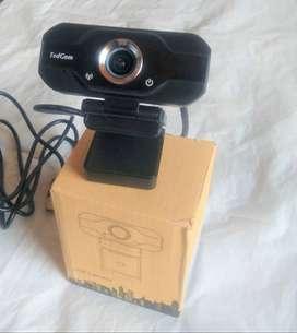 Camara web Nueva full HD 1080 P con microfono