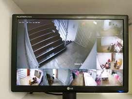 Profesionales en instalación de Cámaras de seguridad, Circuito cerrado de TV, CCTV y relación con seguridad electrónica