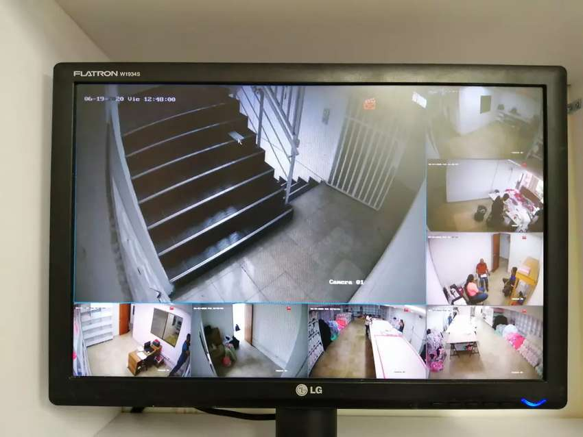 Profesionales en instalación de Cámaras de seguridad, Circuito cerrado de TV, CCTV y relación con seguridad electrónica 0