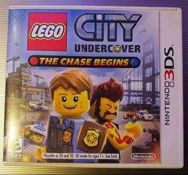 Juegos Nintendo 3DS Lego City / Disney Planes
