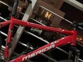 Bicicleta Merida MATTS TFS 300 XC Aluminio Rodado 26