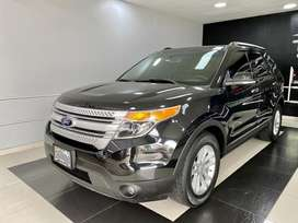 Ford explorer lider en conford