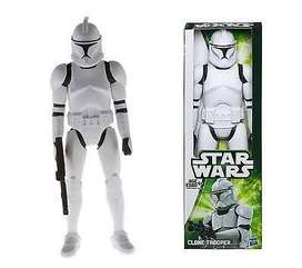 star wars clone trooper hasbro action figure 12 inches