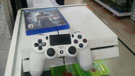 Consola Ps4 Fat con Uncharted 4