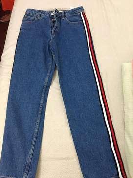 Pantalon bluyen juvenil marca Manbo talla 28