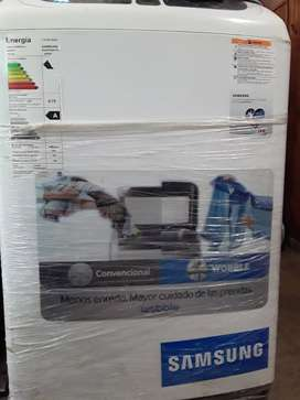 Lavarropas automático Samsung
