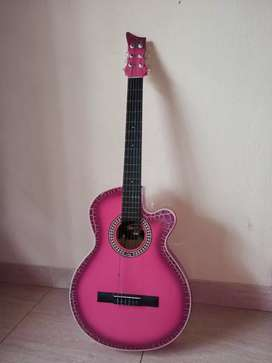 Guitarra aire artesanal