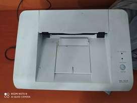 Vendo impresora laser Samsung e impresora escáner hp