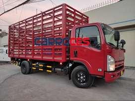 Venta y fabricación de baranda telera para cualquier tipo de camión.