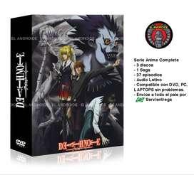 Death Note Serie Anime Completa
