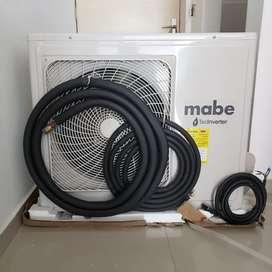 Aire acondicionado marca mabe 24000 btu